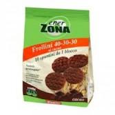 FROLLINI 40-30-30 CACAO | Biscotti al Cacao 250 g | ENERZONA