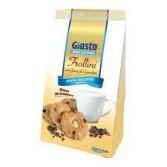 FROLLINI CON GOCCE DI CIOCCOLATO | Biscotti Senza Zucchero | GIUSTO