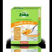 FUSILLI 40-30-30 | Pasta Fusilli a base di Semola 240 g | ENERZONA
