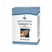 Gammadyn Cu | Rame - 30 fiale omeopatiche | UNDA