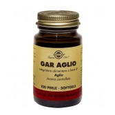 GAR AGLIO Integratore 100 Perle softgel | SOLGAR
