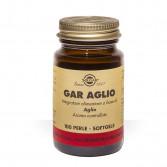 Gar Aglio 100 perle softgel | Integratore concentrato di aglio | SOLGAR