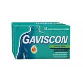 GAVISCON | 48 Compresse alla Menta 250 mg + 133,5 mg