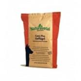 GEFLUGEL | Crocchette Pollo e riso | NATURAVETAL - Canis Plus