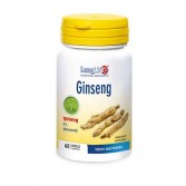 GINSENG 60 cps | Integratore Tonico Adattogeno | LONGLIFE