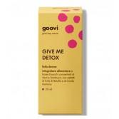 GIVE ME DETOX 50 ml | Integratore Drenante e Depurativo | GOOVI Hunziker