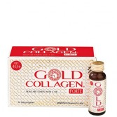 FORTE 10 Flaconcini | Integratore Collagene Antiage | GOLD COLLAGEN