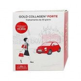 PROMO FORTE 30 Flaconcini | Integratore Collagene Antiage | GOLD COLLAGEN