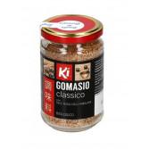 GOMASIO | Condimento di Sesamo e sale marino 150 g | KI