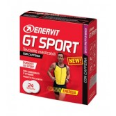 GT SPORT | Integratore energetico 24 tavolette | ENERVIT Sport