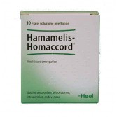 HAMAMELIS HOMACCORD | 10 Fiale omeopatiche | GUNA Heel