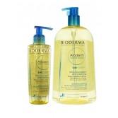 HUILE DE DOUCHE Olio doccia ultra nutriente 200 ml/1 lt | BIODERMA - Atoderm