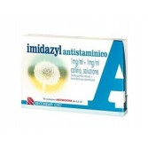 IMIDAZYL Collirio Antistaminico 1 mg/ml + 1  mg/ml | 10 Fiale Monodose da 1 ml