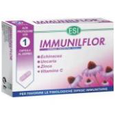 Immunilflor 30 cps| Integratore immunostimolante | ESI