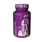 IN & OUT PET 60 capsule | Funghi Medicinali per l'Intestino di Cani e Gatti | FREELAND - Pet