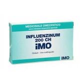 Influenzinum 200 CH | Globuli omeopatici - 4 Tubi Dose da 1 g | IMO