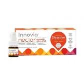 INNOVIA NECTAR DIGESTION  12 Flaconcini | Probiotico con Aloe, Curcuma e Vitamina D3 | SOFAR