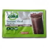 INSTANT MEAL 40-30-30 CIOCCOLATO | Istantaneo gusto Cioccolato 1 busta | ENERZONA