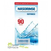REFILL ADULTI 90 Bustine | Ricarica per Lavaggio nasale | NASORINSE Isotonico