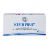 KEFIR FRUIT 7 Buste | Integratore di Lattobacilli, Glucosamina e Glutammina | ALKADAE