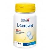 L-CARNOSINE 60  cps | Integratore Sport e Fitness | LONGLIFE