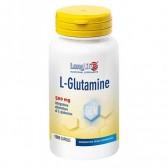 L-GLUTAMINE 100 Capsule | Integratore Sport e Fitness | LONGLIFE