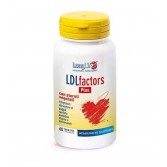 LDL FACTORS PLUS 60 Tavolette   Integratore Colesterolo   LONGLIFE