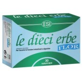 LE DIECI ERBE FLOR 30 cps | ESI - Gastrointestinale