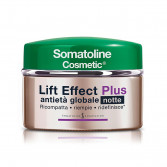 Crema Notte Antietà | Trattamento Globale 50 ml | SOMATOLINE COSMETIC Lift Effect Plus