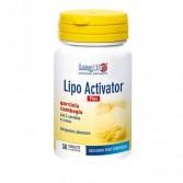 LIPO ACTIVATOR PLUS con Garcinia cambogia, L-Carnitina e Cromo 30 cpr | LONGLIFE