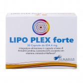 Lipo-Plex Forte 30 capsule | Integratore Cuore e Sistema Circolatorio | ALKADAE