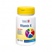 VITAMIN K 100 tav| Integratore di vitamina K 100 mcg| LONGLIFE