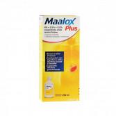 MAALOX Plus Sciroppo | Sospensione orale 250 ml - Aroma limone