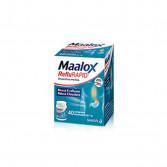 REFLURAPID 40 Compresse Masticabili da 1 g | Dispositivo medico contro il reflusso | MAALOX
