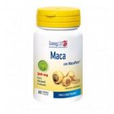 MACA 60 Capsule | Integratore Tonico Adattogeno | LONGLIFE