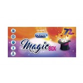 MAGIC BOX 72 Profilattici - Pleasuremax, Performa, Sync | DUREX - Online