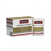 MAGNESIO E POTASSIO 24 bustine | Integratore per il benessere muscolare | SWISSE