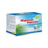 Magnesio Supremo 32 buste | Integratore Stress e Stanchezza | MAGNESIO SUPREMO