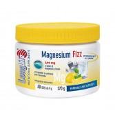 MAGNESIUM FIZZ Polvere 270 g | Integratore di 30 Dosi di Magnesio | LONGLIFE