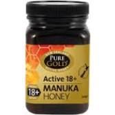 MANUKA HONEY Active Honey 650 + 18+ 250 gr | PURE GOLD - Premium Select