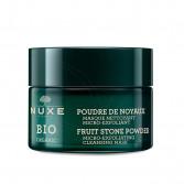 Maschera Detergente Polvere Nocciolo | Trattamento micro esfoliante 50 ml | NUXE Bio Organic