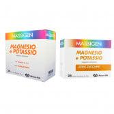 Magnesio e Potassio | Integratore Sali Minerali | MASSIGEN