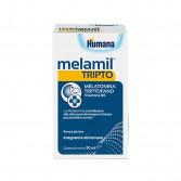 Melamil Tritpo gocce 30 ml | Integratore per il Sonno | HUMANA