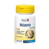 MELATONIN 1 mg 120 Compresse | Integratore Ciclo Sonno Veglia | LONGLIFE