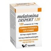 MELATONINA DISPERT 1 mg 120 CPR | VEMEDIA