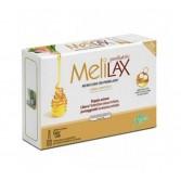 MELILAX PEDIATRIC 6 Microclismi | Trattamento Stipsi occasionale per neonati e bambini | ABOCA