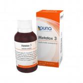 METATOX 3 | Gocce omeopatiche 30 ml | GUNA