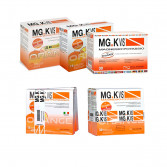 Mgk Vis Orange bustine   Integratore Magnesio Potassio Creatina   MGK VIS