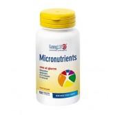 MICRONUTRIENTS Multivitaminico Minerale 100 TAV | LONGLIFE