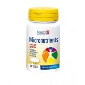 MICRONUTRIENTS Multivitaminico Minerale 30 TAV | LONGLIFE